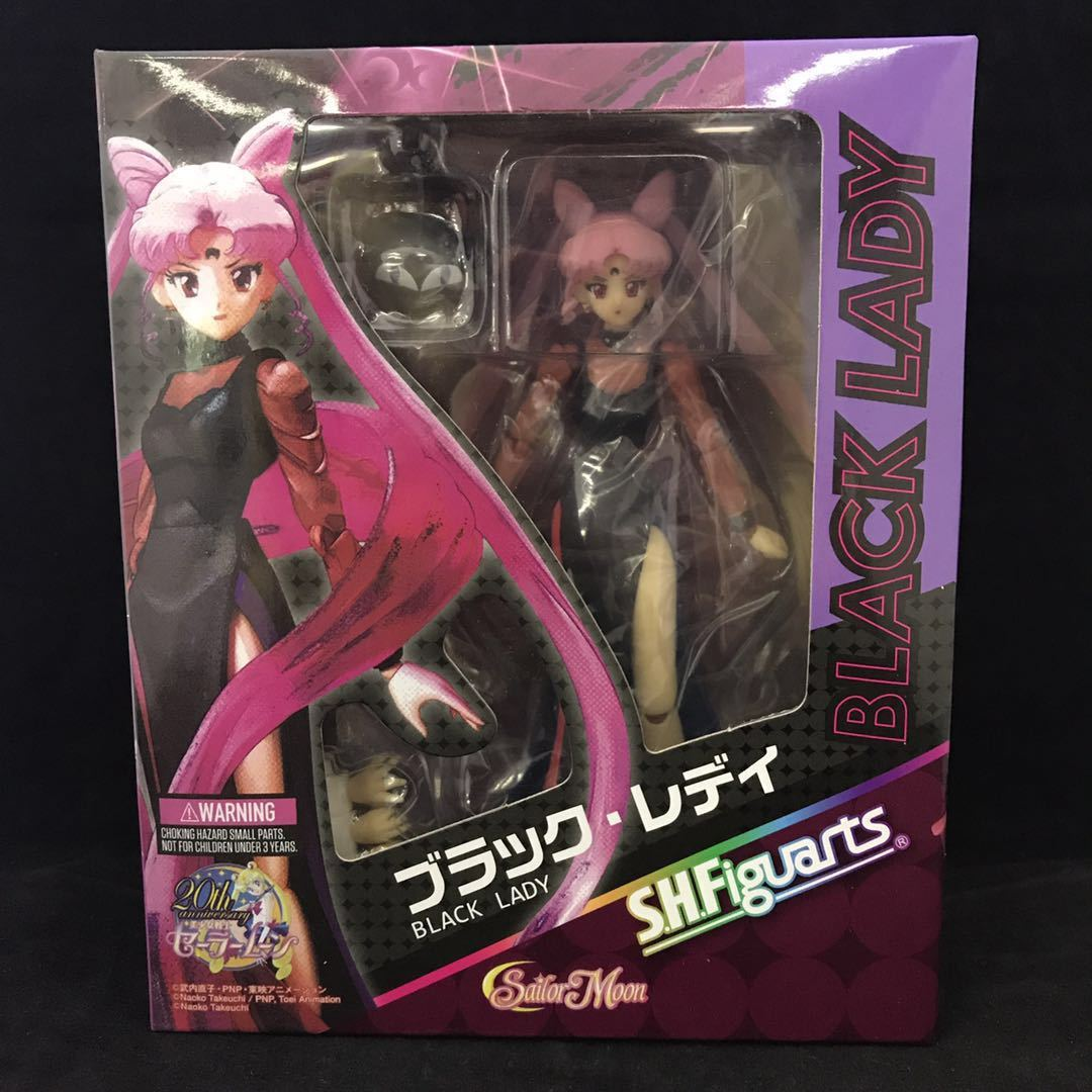Sailor Chibi Moon Dark Princess Action Toy Figures Pvc Model Collection For Girls Lover Children Best Christmas/birthday Gift 2