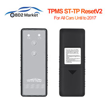 Tpms ST-TP ResetV2-Terminator monitor de pressão dos pneus automático sensor tpms sttp redefinir v2 ferramenta de ativação para todos os carros até 2017