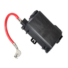 DWCX Fuse Box Battery Terminal for VW Beetle Golf Golf City Jetta Bora MK4 Audi A3 S3 Seat Seat Toled Skoda Octavia 1J0937550A