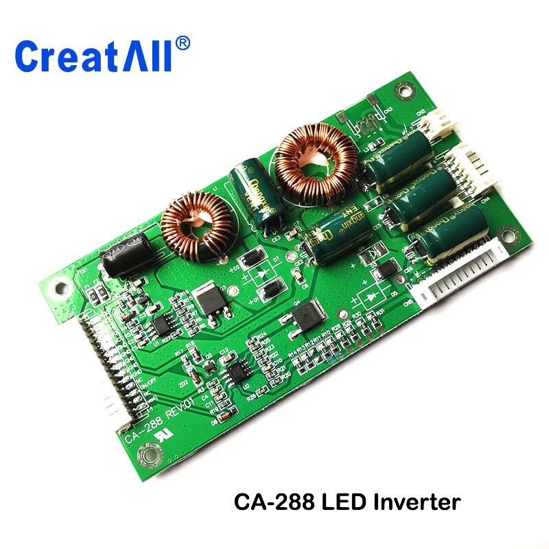 50pcs/lot CA-288  26''-55''inch LED TV Universal Constant Current Board LED TV Backlight Inverter Driver Board