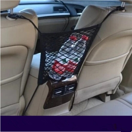 Car Styling Trunk Seat Storage Net Pocket Bag For SEAT Ibiza Leon Toledo  Arosa Alhambra Exeo FR Supercopa Mii Altea Cordoba In Nets From Automobiles  ...