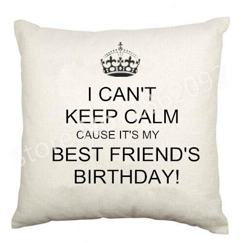 verjaardag beste vriend