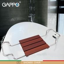 GAPPO настенный сиденье для душа стул для душа Туалет Ванна скамейке смесители для душа струйный смеситель для ванны осадков набор душа