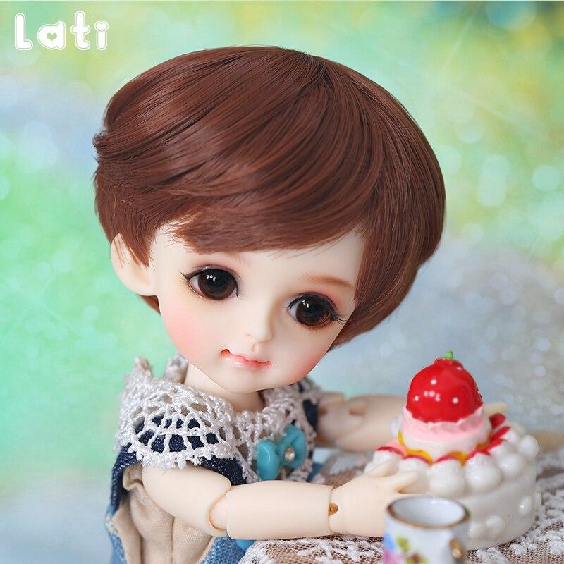 Oueneifs Lati Gelb Byurl 1/8 BJD SD Harz Zahlen Körper Modell Baby Mädchen Jungen Puppen Augen Hohe Qualität Abbildung Geschenk für Weihnachten-in Puppen aus Spielzeug und Hobbys bei  Gruppe 1