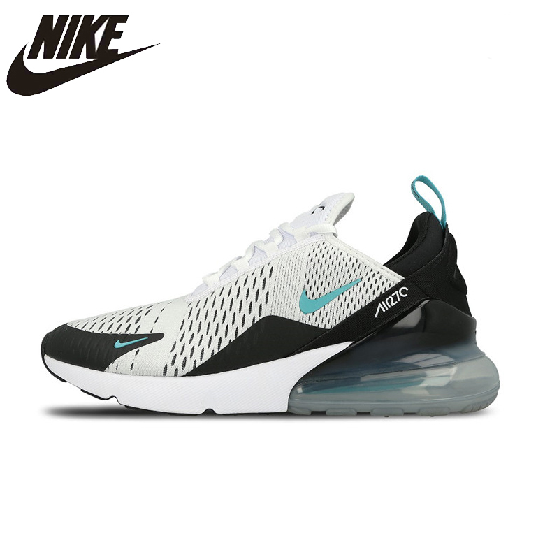 NIKE AIR MAX 270 New Arrival 2018 Mens Running Shoes Mesh Breathable Footwear Super Light Sneakers For Mens Shoes#AH8050