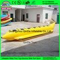 ПВХ Брезент Надувные Летучей Рыбы Буксируемая Трубки/Надувные Водные Игры Flyfish Банан Для Морских