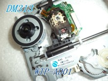 Original spot WTP AD01 Optical Piup Up WTP AD01/AD01 mechanismus DM313B 24 Pins DVD Laser objektiv