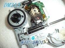 Oryginalne miejsce WTP AD01 optyczne Piup Up WTP AD01/AD01 mechanizm DM313B 24 szpilki DVD soczewka lasera