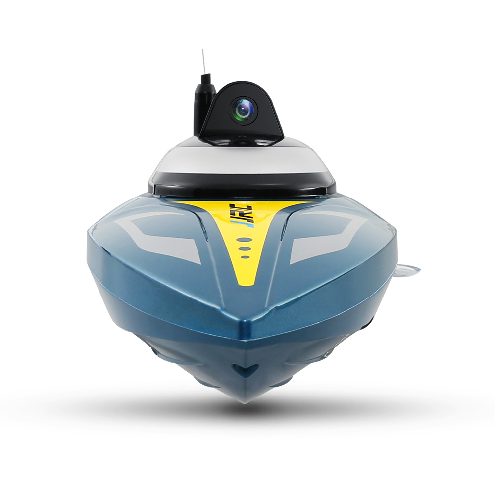 JJRC S4 haute vitesse RC bateau jouet étanche bateau de course Spectre avec 720 P HD caméra 2.4 GHz télécommande APP connexion WiFi