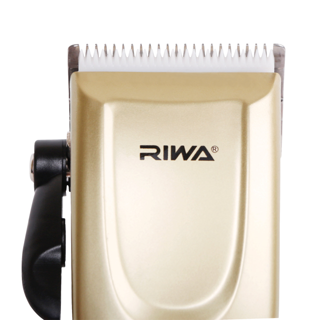 Electric Hair Clipper Waterproof Trimmers Smooth Running Professional Hair Cutting machine full-body washable Design