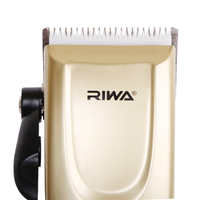 Electric Hair Clipper Waterproof Trimmers Smooth Running Professional Hair Cutting Machine Full Body Washable Design