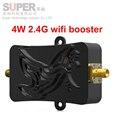 4 Вт Wi-Fi Беспроводной Усилитель Маршрутизатор 2.4 ГГц Диапазон Мощности Усилитель Сигнала wifi усилитель wifi репитер 2.4 Г wi-fi увеличитель