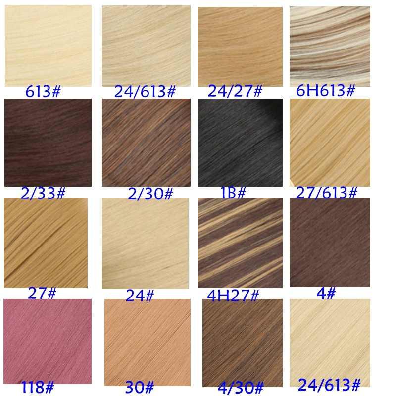 """Miss wig 12 цветов на выбор 22 """"длинные шелковистые прямые синтетические шнурки заколка для хвоста в удлиненном стиле высокая температура волокна"""