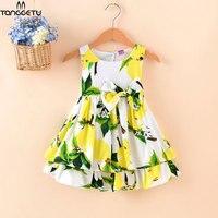 Tanggetu 2018 New Summer Children S Sleeveless Princess Dress Europe Style Girls Dress Birthday Party Dress