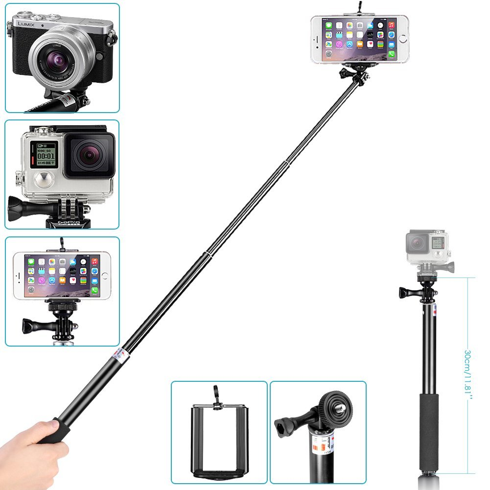Image 4 - Camera Dolly Kit Mobile Rolling Sliding Dolly Stabilizer Skater Slider Hand Held Monopod 7 inches Adjustable Friction Magic Arm-in Photo Studio Accessories from Consumer Electronics