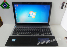 15.6 inch Fast Surfing Windows7 notebook computer 8GB+500GB HDD in-tel celeron J1900 2.0Ghz Quad Core WIFI webcam DVD,send mouse