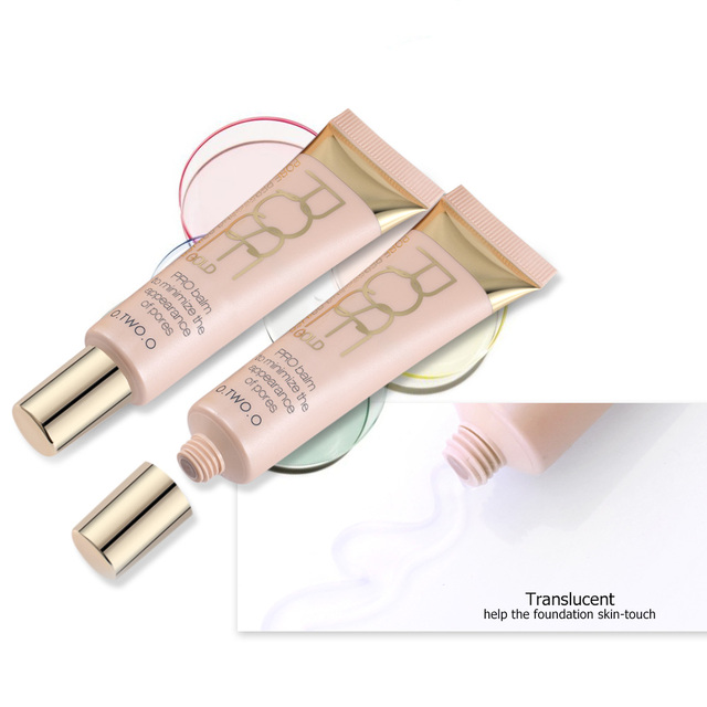O.TWO.O Professional Make Up Base Foundation Primer Makeup Cream Sunscreen Moisturizing Oil Control Face Primer 1