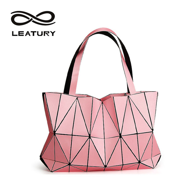 Leatury Women Shoulder Bags 2018 Fashion Large Capacity Famous Brand Luxury Handbag Bag Designer Top