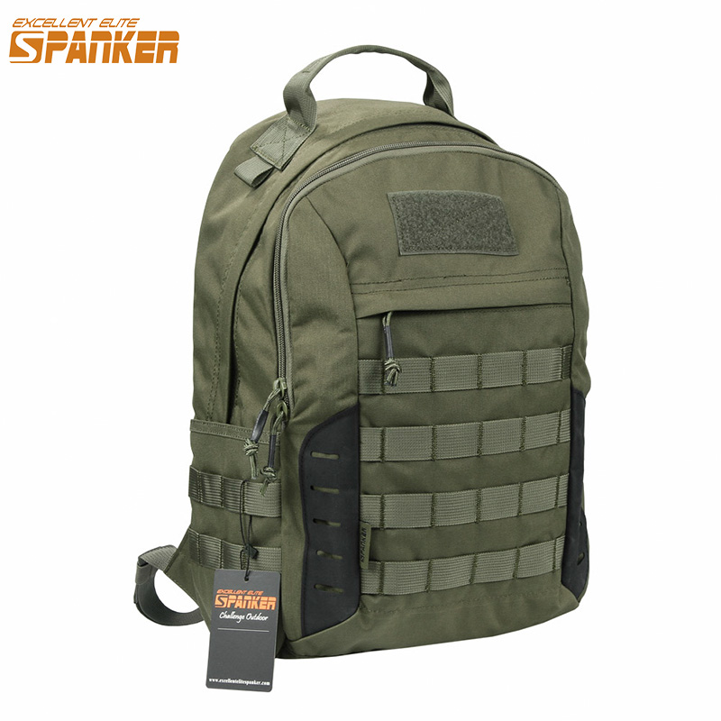 EXCELLENT ELITE SPANKER Outdoor Sport Backpack 20L Nylon Bags Tactical Trekking Molle Backpacks Hunting Backpack