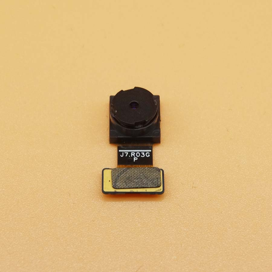 Front Camera <font><b>Flex</b></font> For Samsung Galaxy J7 <font><b>J700</b></font> J700F Front Face Facing Small Camera Module Replacement image