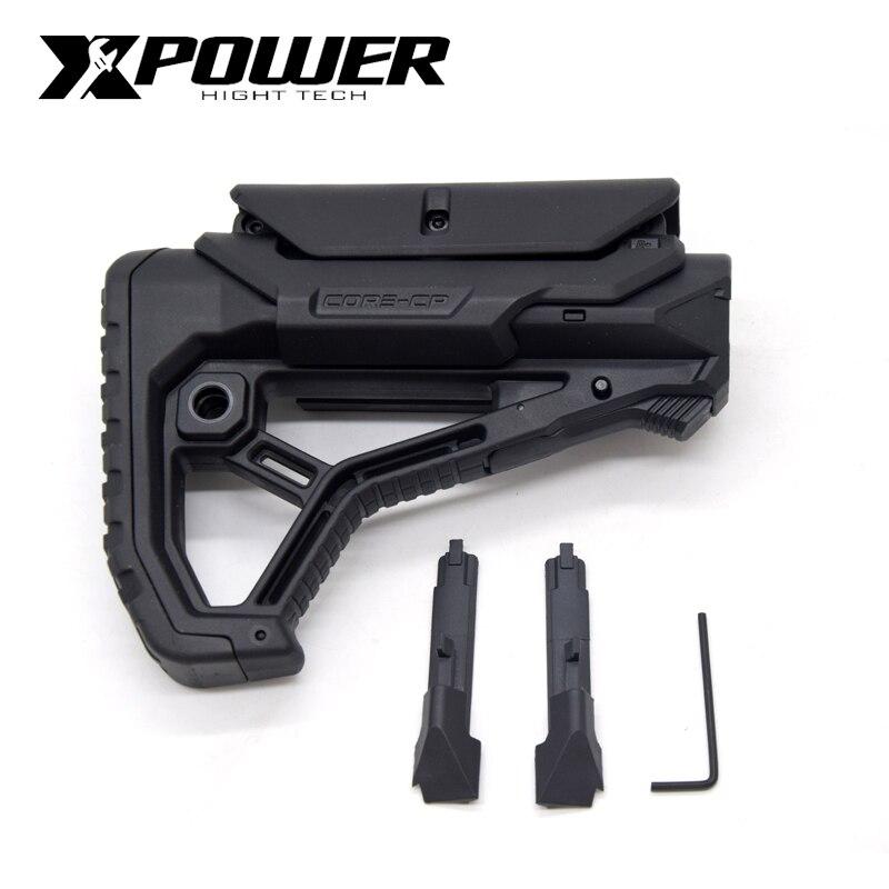 XPOWER FAB наличии GL-CORE Стиль для гель Blaster Пейнтбол Airsoft аксессуары AEG Gen9 редуктор приемник Охота