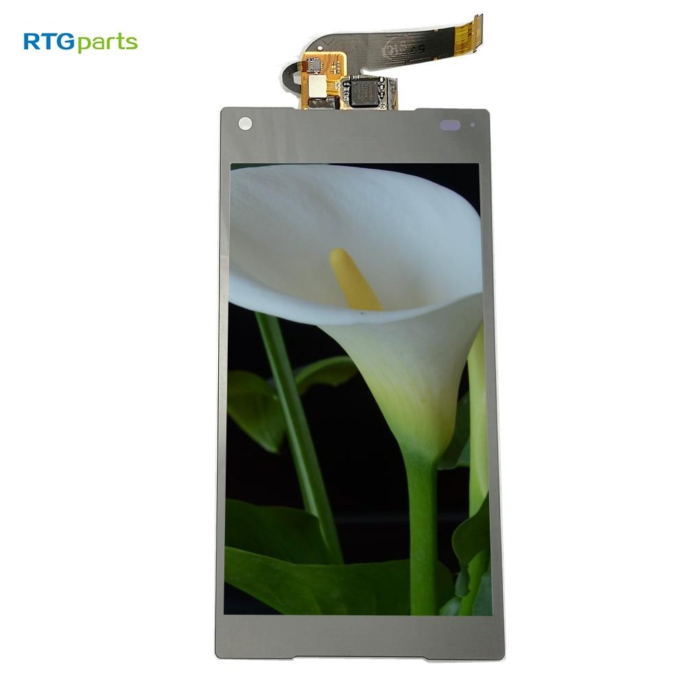 RTGparts IPS LCD écran tactile numériseur assemblée pour Sony Xperia Z5 Compact, Z5 Mini, E5803, E5823