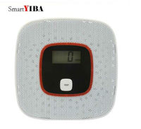 SmartYIBA High Sensitive LCD Display Carbon Monoxide Sensor Poisoning CO Gas For Home Protection Independent CO