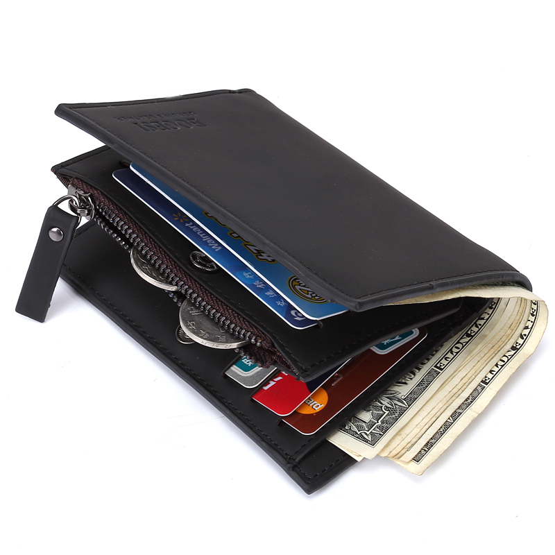 Genuine Leather Wallet Purses Coin bag Men's Wallets Carteira Masculina Porte Monnaie Monedero Famous Brand Male Man Wallets sale carteira feminina genuine leather bag brand wallet men kangaroo design genuine leather wallets mens carteira masculina