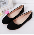 Spring Ladies Shoes Ballet Flats Women Flat Shoes Woman Ballerinas Black Large Size 43 44 Casual Shoe Sapato Womens Loafers