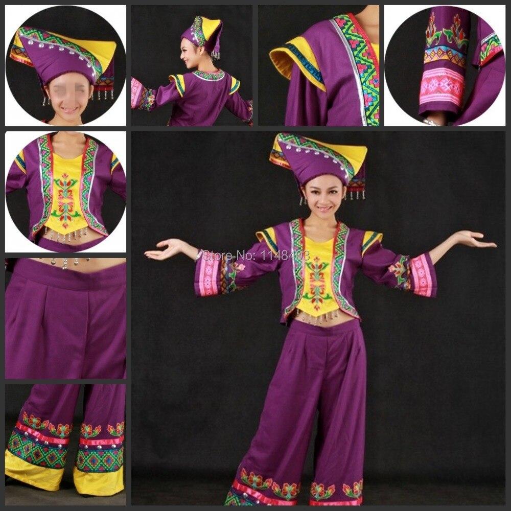 Ethnic National: Chinese National Costume: China's Ethnic Minorities