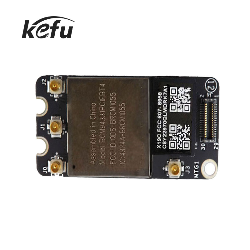 Genuine Wireless BCM94331PCIEBT4CAX Airport Card WIFI+Bluetooth 4.0 For A1278