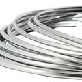Free Shipping 6mm 3Meters Car Chrome Silver Moulding Strip Ddecoration Adhesive Bumper Grille Impact Protecting Trim