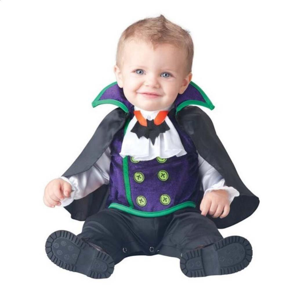 Vampire Girls Set Clothing Boys New High Baby Bat Co-splay Pink Costume Toddler Kids Romper Halloween Quality цена