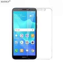 все цены на 2pcs Glass For Huawei Y5 Lite 2018 Screen Protector Tempered Glass Huawei Y5 Lite 2018 Glass Phone Film Huawei Y5 Lite 2018 онлайн