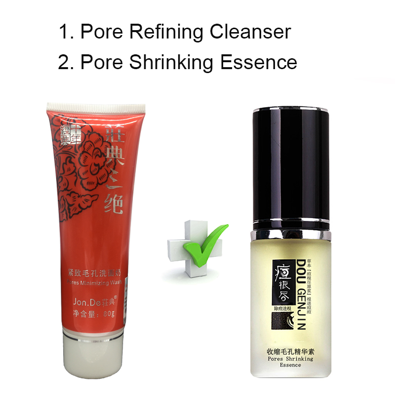 Shrink Pore Minimizer Cleanser Exfoliating Facial Pore Cleanser
