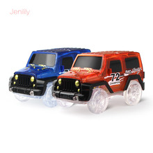 Magical Electronics LED Car Toys With Flashing Lights Model