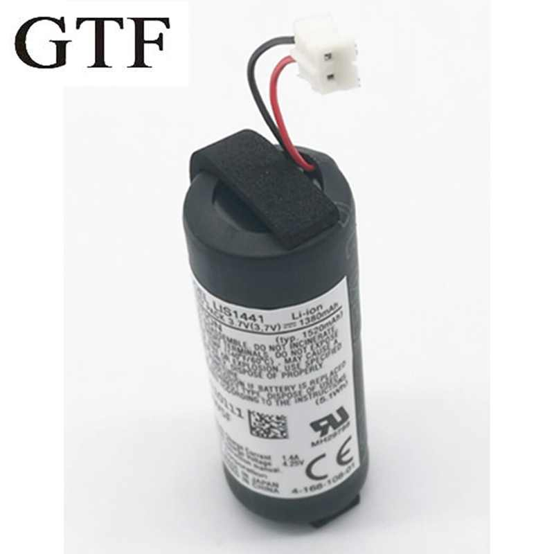GTF 1pcs 3.7V 1380mAh Rechargeable Battery for Sony PS3 Move PS4 Play Station Game machine battery LIS1441 LIP1450