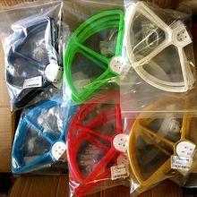 6 цветов DJI Phantom 3 винта Guard Protector бампер для Phantom 3 Stardard/Professional/Расширенный/Phantom 3 SE аксессуары