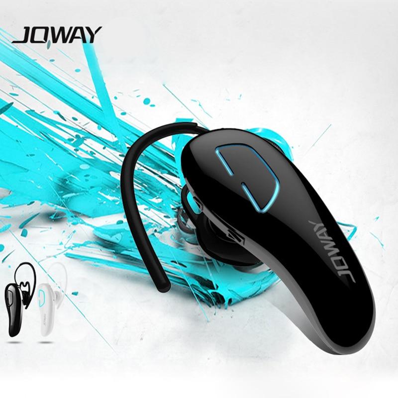 JOWAY H02 sans fil mains libres Bluetooth casque anti-bruit de mode D'affaires bluetooth écouteur sans fil pour un mobile téléphone