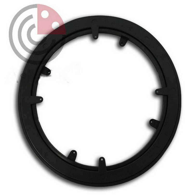 Furniture Rotation Out Dia150MM (6 Inch) ABS+PC Plastic Turntable, - Furniture - Photo 5