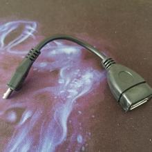 1 шт. USB OTG кабель Micro USB кабели микро-usb к usb-адаптеру для Samsung LG Sony htc Android смартфон с OTG ADT508