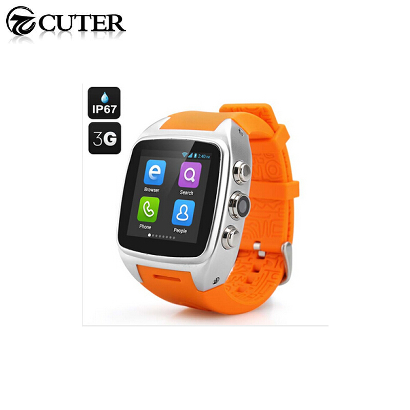 New 1 54 240 240 Screen Android Smart Watch Phone X01 Dual Core 512 4GB Sport