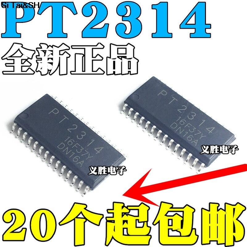 1pcs/lot PT2314 PT2314E SOP-28
