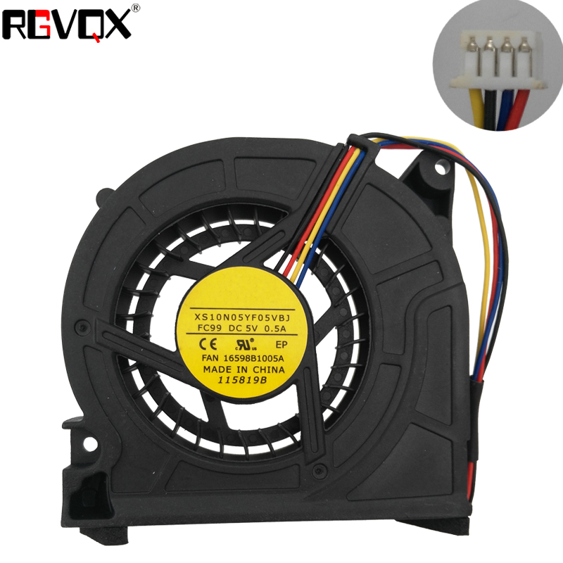 Computer & Office New Laptop Cooling Fan For Lenovo Ideapad Y510 Y530 Pn:kdb0705ha Bfb0705ha Cpu Cooler/radiator Skillful Manufacture Computer Components