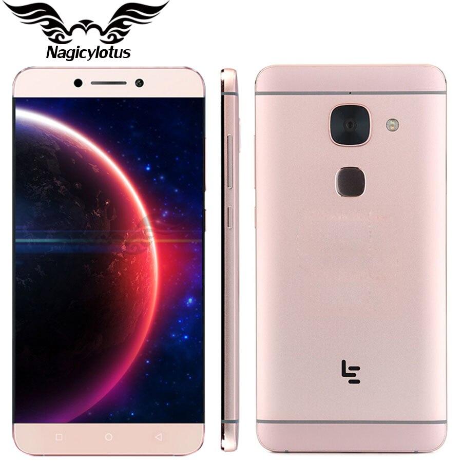 D'origine Letv LeEco Le Max 2x820 4g LTE Mobile Téléphone Snapdragon 820 Quad Core 5.7 pouce 2560x1440px 4 gb RAM 32 gb ROM 21MP Téléphone