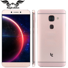 Original Letv LeEco Le Max 2 X820 4G LTE Mobile Phone Snapdragon 820 Quad Core 5.7 inch 2560×1440 4/6GB RAM 32/64GB ROM 21.0MP