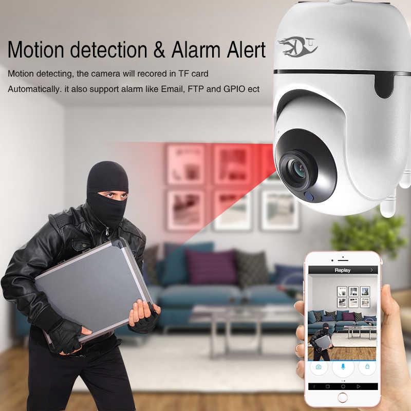SMARSECUR HD 1080 P caméra IP sans fil Cloud suivi automatique Intelligent de la caméra de vidéosurveillance de Surveillance de sécurité à domicile humain