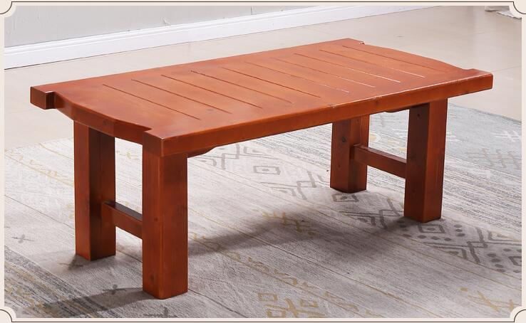 Aliexpress.com : Buy Foldable Legs Japanese Antique Low Table Rectangle  115cm Asian Furniture Traditional Living Room Solid Wood Table For Dinning  From ...