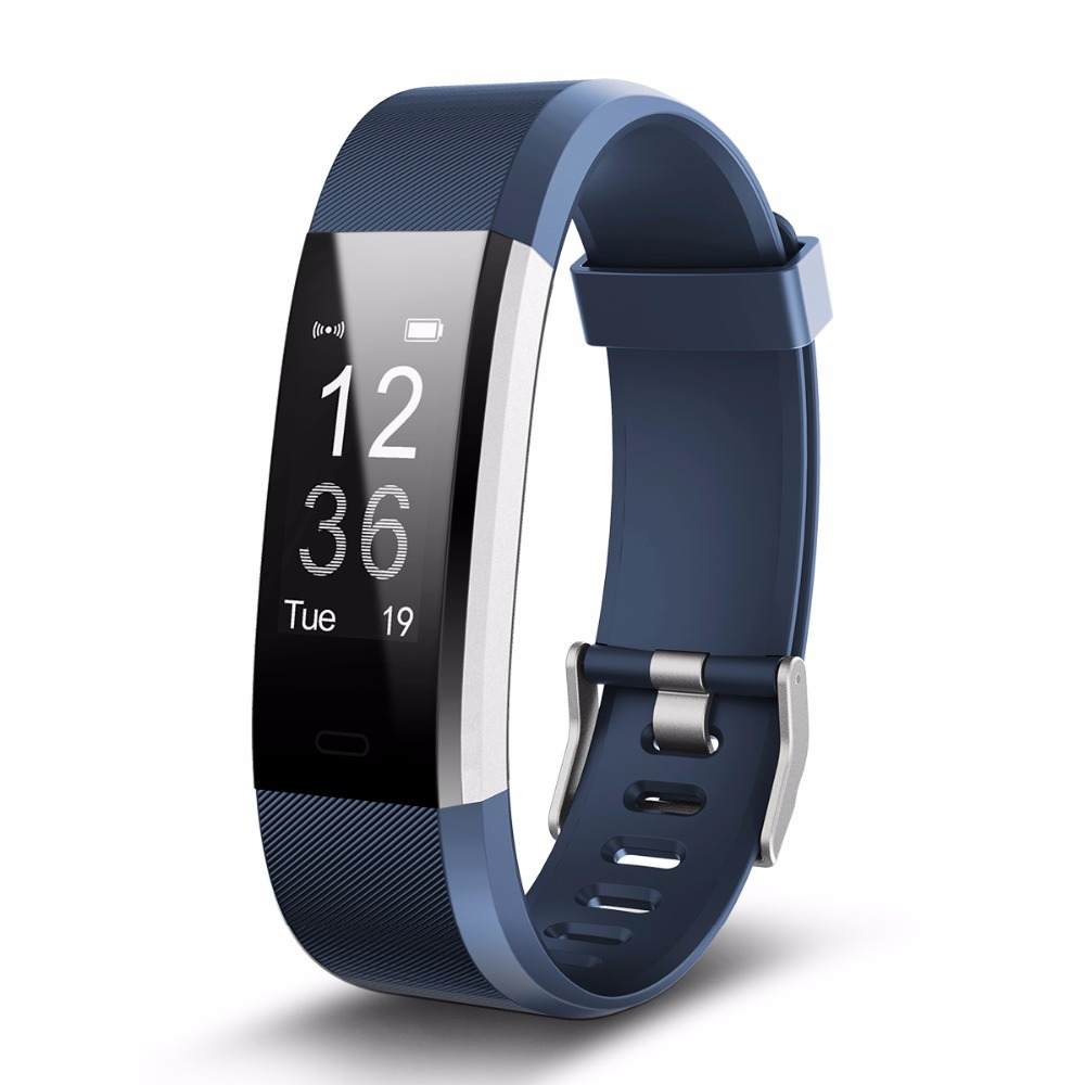Torntisc ID115HR PLUS Sports Smartwatch With Heart Rate Monitor And Fitness Tracker for iOS Android 22