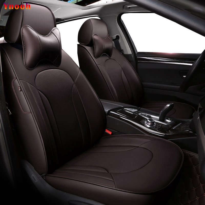 Ynooh housse de siège de voiture pour bmw x3 x5 e30 e83 e46 e36 e39 e53 e60 f11 x5 g30 f30 m2 m4 m6 x5m x6m gt couverture pour siège de véhicule